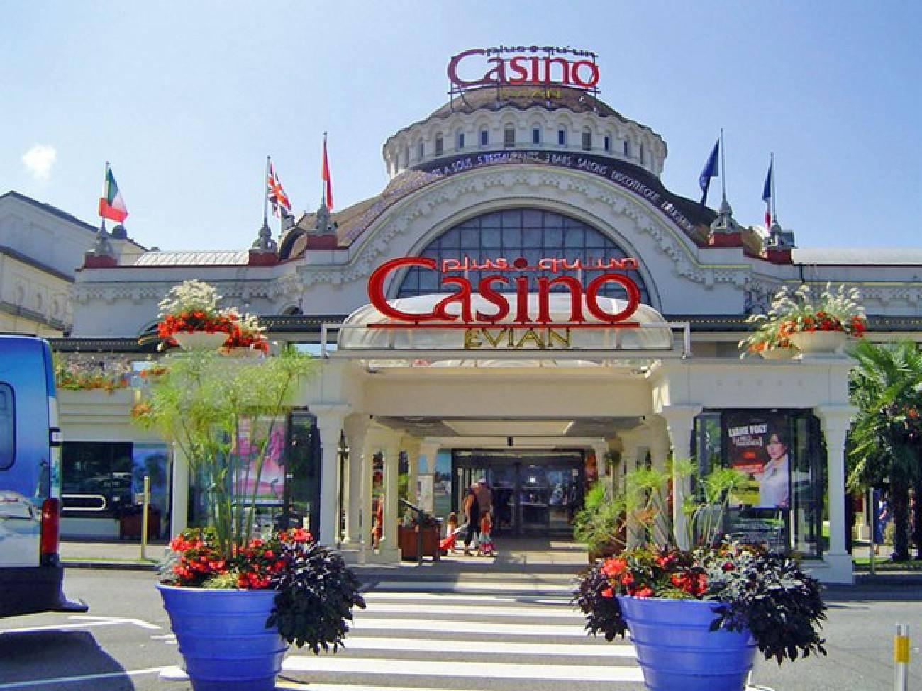 Casino evian les bains